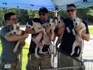 Animal Shelter Volunteers (2)
