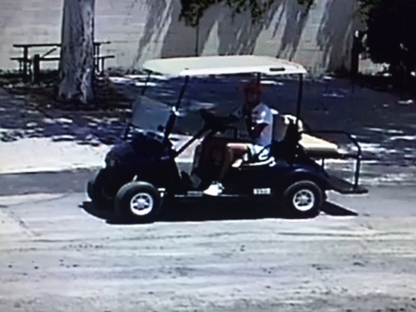 2017-00086872 Golf Cart