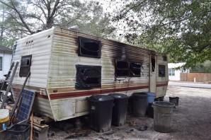 North Street Camper Fire 2