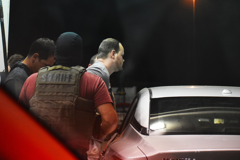 Meade Arrest